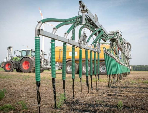 Uso de Purines en Agricultura