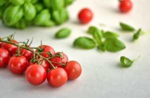 Propiedades del tomate crudo