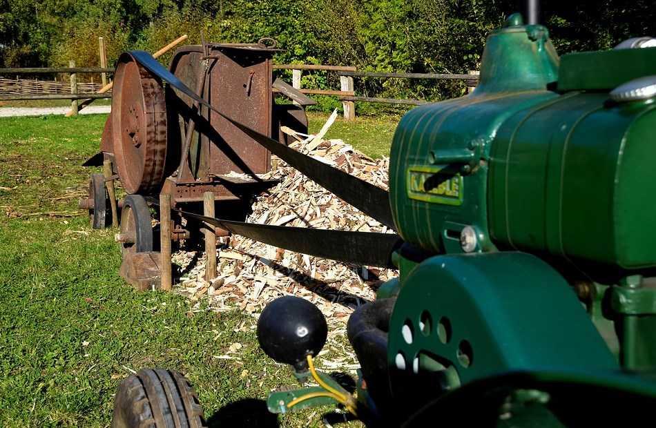utensilios de agricultura antiguos